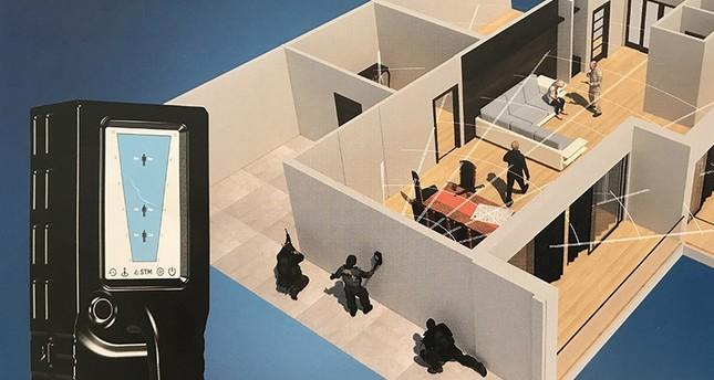 شركة تركية تنتج أول رادار يكشف الأجسام خلف الجدران