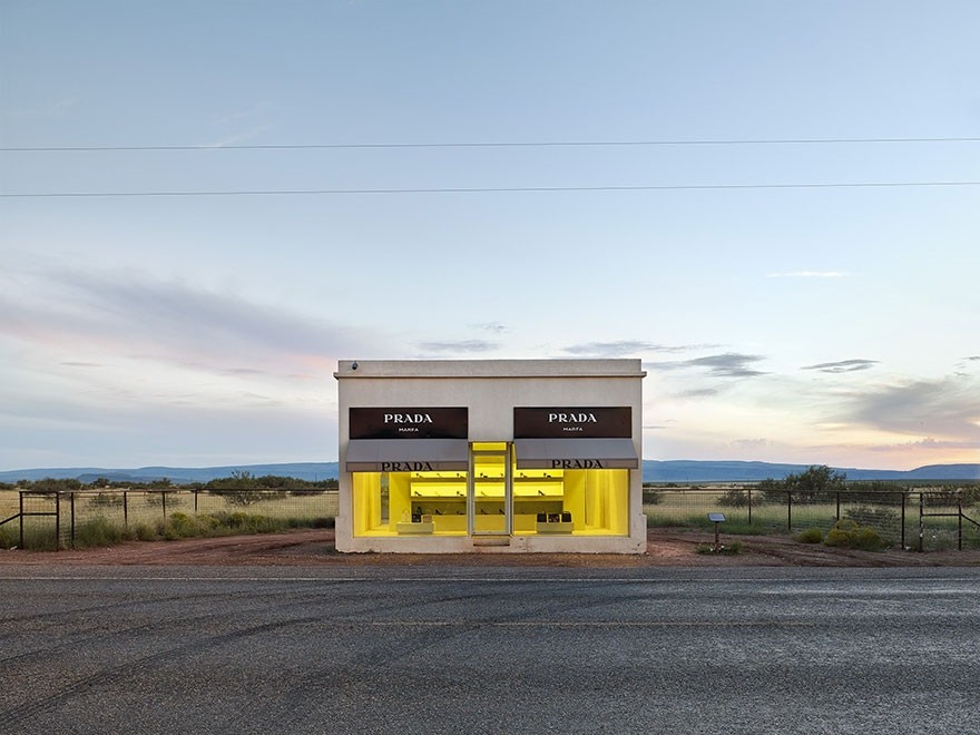 Prada, U.S. - 3rd place, Architecture And Urban Spaces