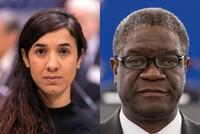 Нобелевская премия мира присуждена за борьбу против сексуального насилия