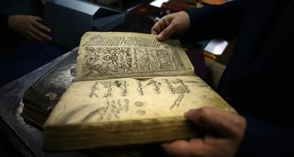 Rare literary works digitized in central Turkey's Konya