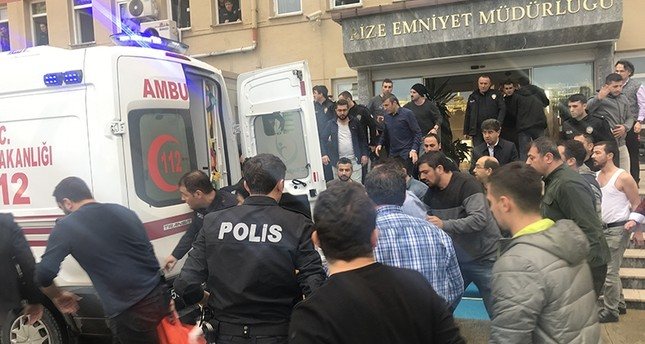 Police chief killed in shooting at Rize Police Dept.