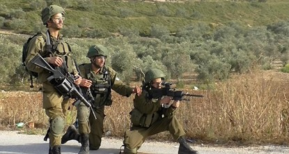 Video: IDF soldiers cheer after shooting Palestinians
