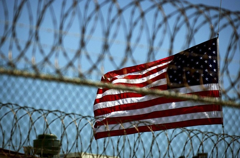 Delta Camp 5 on the United States Naval Station in Guantanamo Bay, Cuba. (EPA Photo)