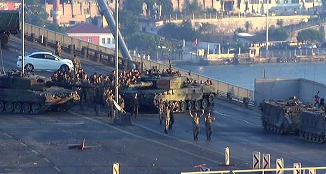 رئاسة الأركان التركية تعلن عدد القوات المشاركة في محاولة الانقلاب الفاشلة