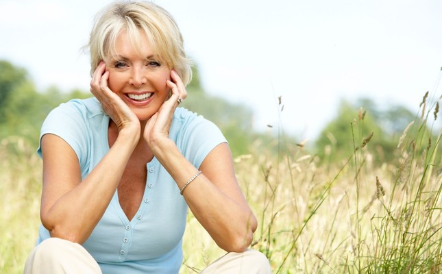 Aging with grace: Tips for good health after 40