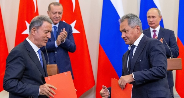 Turkey, Russia agree on borders of Idlib buffer zone