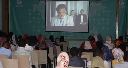 عشاق السينما في السودان يبدون اهتماما كبيرا لفيلم الحلم للمخرج التركي درويش زعيم