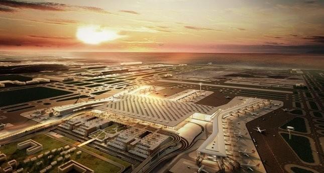مطار إسطنبول الثالث سيساهم بـ79 مليار دولار في الناتج المحلي الإجمالي لتركيا