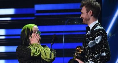 Eilish siblings sweep the Grammys