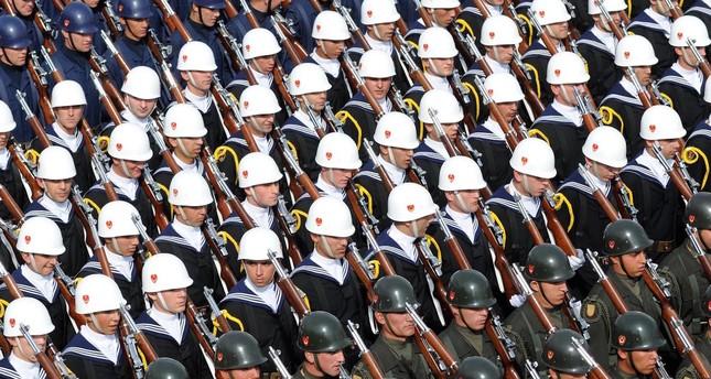 55 ألف تركي يتقدمون بطلبات انتساب إلى القوات المسلحة