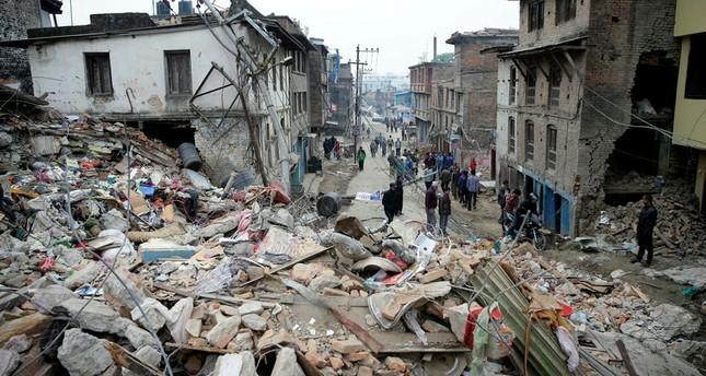 زلزال بقوة 7 درجات يضرب غرب الصين ولا إصابات