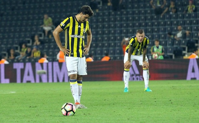 Worst start by Fenerbahçe in 10 years