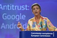 EU verhängt Strafe von 4,3 Mrd. Euro gegen Google