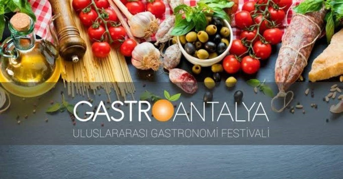 GastroAntalya is a four-day gastronomy event taking place in Antalya until the end of this weekend. (?HA Photo)