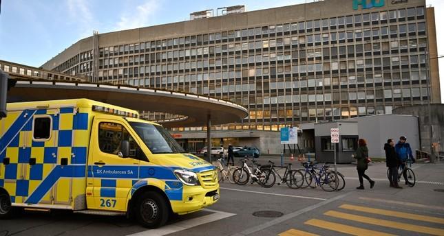المستشفى الذي يتلقى فيه بوتفليقة العلاج في جنيف
