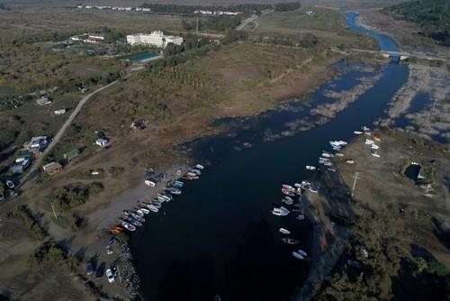 تركيا.. شق قناة بحرية لربط مدينة أفس الأثرية مع البحر