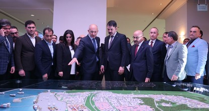 Giant petrochemical investment in Adana to cut current account deficit by $2 billion