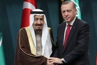 Erdoğan, Saudi King Salman discuss Turkey's anti-terror operation in Syria's Afrin