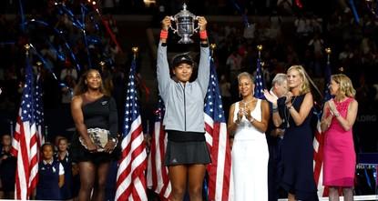 Naomi Osaka wins 1st grand slam for Japan
