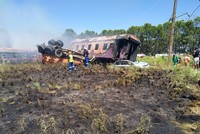 12 killed, over 260 injured in collision in South Africa