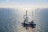 Dutch officials on Monday opened what is being billed as one of the world's largest offshore wind farms, with 150 turbines spinning in action far out in the North Sea. Over the next 15 years, the...