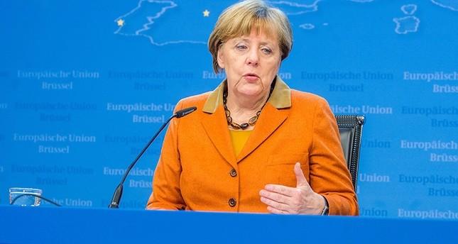 ميركل: روسيا سبب الاضطراب بأوروبا الشرقية ونحن ملتزمون بالردع والحوار