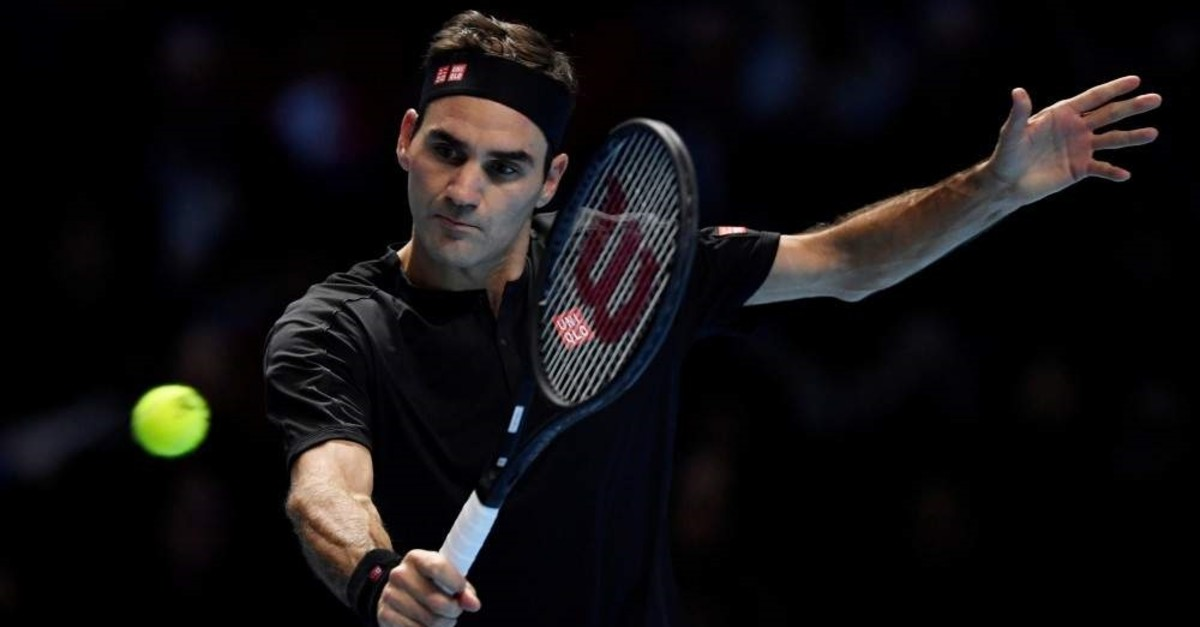 Federer will undoubtedly be one of the favorites for the tournament title despite his age, as the world No. 3 has competed in 31 major finals. (Reuters Photo)
