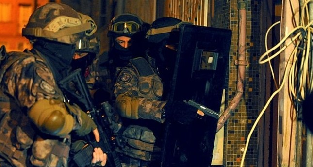 Special Operations police storm a safe house used by Daesh militants in the southern city of Adana in July 2017. (FILE Photo)