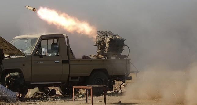 الجيش العراقي يعلن مقتل 151 إرهابياً من داعش غربي الموصل