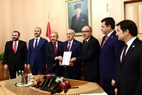 Weekslong AK Party, MHP talks bear fruit as alliance bill submitted to Parliament