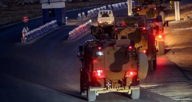 الجيش التركي يرسل تعزيزات لنقطة المراقبة العاشرة بإدلب السورية