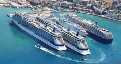 As vessels steer toward Mediterranean, Turkey to welcome more cruise ships