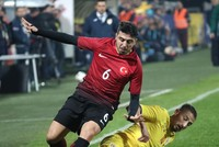 The Turkish national football team will be playing its 555th international tie, and sixth under coach Mircea Lucescu, when it faces Albania in a friendly in Antalya today.