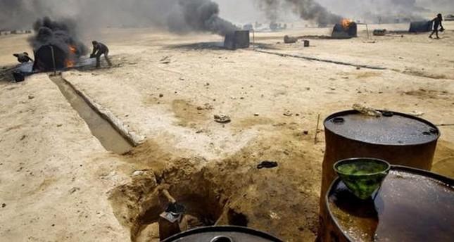 اتفاق بين النظام السوري و ب ي د/ بي كا كا الإرهابي على مقايضة نفط دير الزور