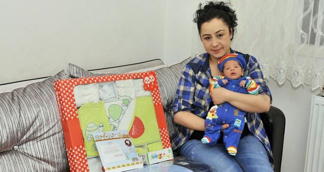تركيا تقدم إعانة ولادة لأكثر من مليوني عائلة خلال عامين