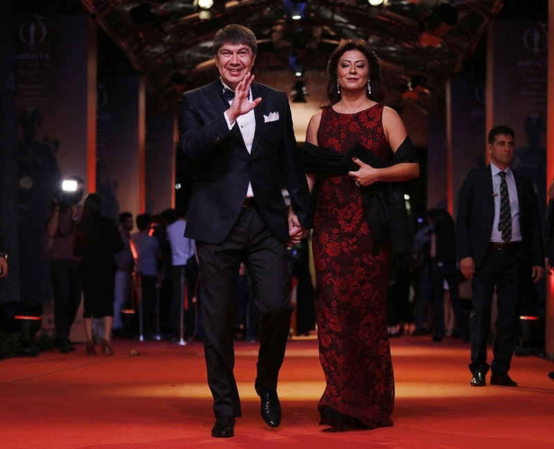 Stars hit red carpet at 53rd International Antalya Film Festival