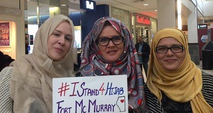 pA group of Canadian women, who promised to wear the Islamic headscarf for a month following World Hijab Day to show solidarity with Muslim women have expressed that it has been a positive...