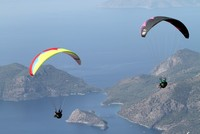 International skydivers, parachuters heading to Fethiye for air sports