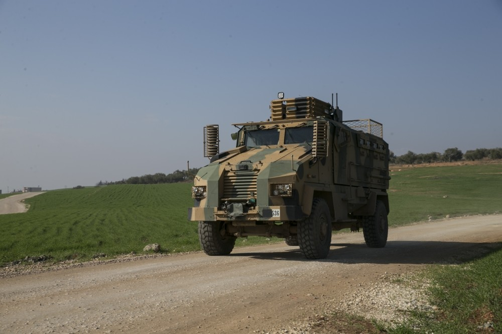 The Kirpi is one of the domestically produced vehicles the Turkish Armed Forces (TSK) is using in Operation Olive Branch in the northwestern Syrian region of Afrin.