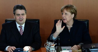 Amid the NATO defense spending row, Germany announced an increase to its defense spending as promised to NATO allies with soaring tension between Chancellor Angela Merkel's Christian Democrats and...