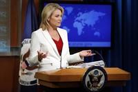 """Die Sprecherin des US-Außenministeriums Heather Nauert erklärte am Donnerstag, dass die USA die Bedenken der Türkei bezüglich der """"Volksschutzeinheiten"""