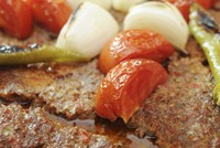 In Kilis region, Kilis Tava, also known as Kilis' kebab, which is cooked by master chefs by preparing the mutton with a chopping knife, is sweetened with tomatoes, garlic, parsley, red pepper and...