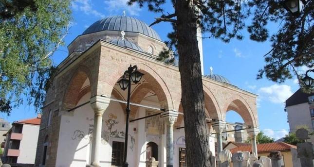 Turkey completes restoration of Ohrid's Ali Pasha Mosque