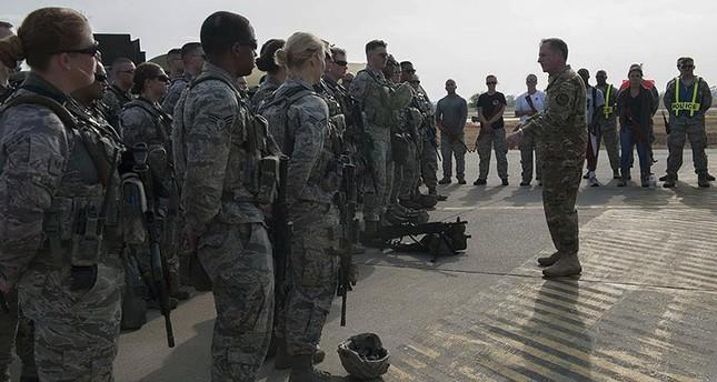 رئيس أركان القوات الجوية الأمريكية يزور قاعدة إنجيرليك جنوبي تركيا