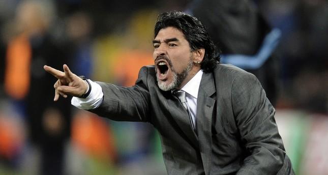 Maradona to coach Mexico second-tier side Dorados
