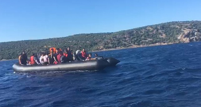 Turkey's coast guard rescues 149 migrants in Aegean