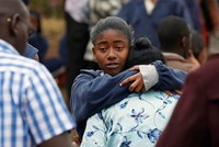 Seven teenage schoolgirls died and 10 more were hospitalized after a fire engulfed their boarding school dormitory in Nairobi, Kenya early Saturday morning, according to a government...
