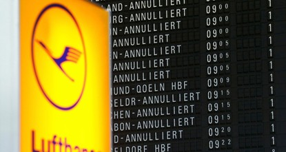 Lufthansa strike to hit 'all flights' from Germany
