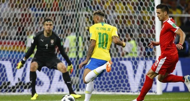 البرازيل تتأهل لثمن نهائي المونديال بعد عبور صربيا بهدفين دون رد