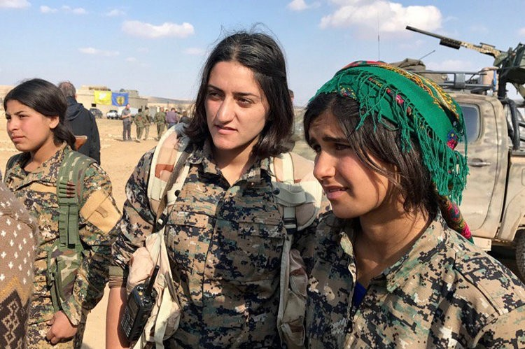 The PKK and the YPG have a history of exploiting children and forced recruitment. Under international law, the recruitment or use of children under 15 is designated a war crime.